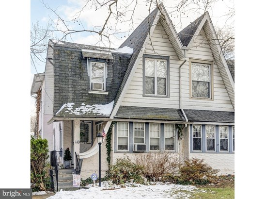 Colonial,Traditional, Twin/Semi-detached - COLLINGSWOOD, NJ