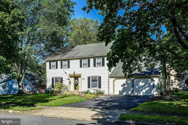 Colonial, Detached - HADDON HEIGHTS, NJ