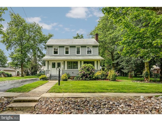 Single Family Residence, Colonial,Dutch - OAKLYN, NJ (photo 1)
