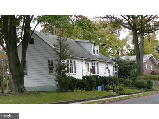 Cape Cod, Single Family Residence - HADDON TOWNSHIP, NJ (photo 1)