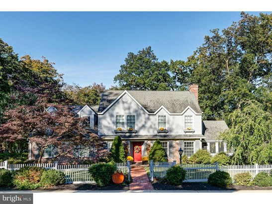 Colonial,Traditional, Single Family Residence - HADDONFIELD, NJ (photo 1)