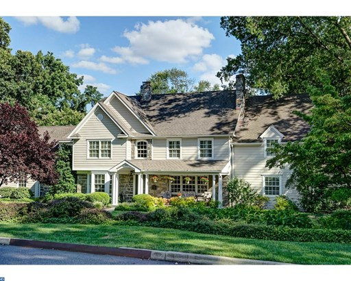 Colonial, 2-Story,Detached - HADDONFIELD, NJ (photo 1)