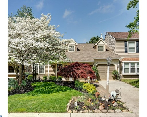 2-Story,Row/Townhous, Colonial - VOORHEES, NJ (photo 1)