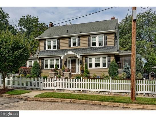 Single Family Residence, Colonial,Dutch - HADDON TOWNSHIP, NJ (photo 1)