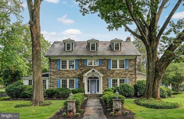 Colonial, Detached - HADDONFIELD, NJ