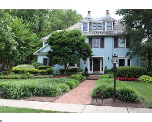 3+Story,Detached, Colonial - HADDONFIELD, NJ (photo 1)