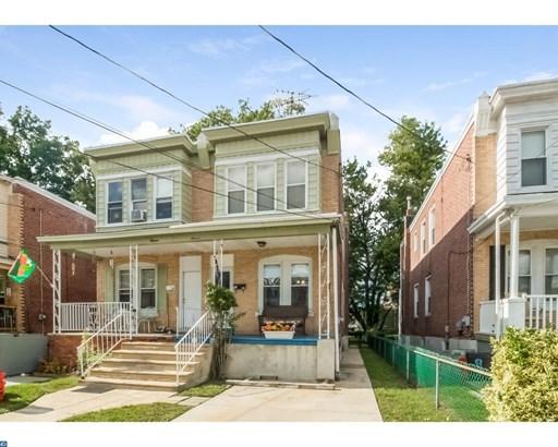 Colonial,EndUnit/Row, 2-Story,Semi-Detached - HADDON TOWNSHIP, NJ (photo 1)
