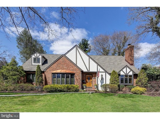 Tudor, Single Family Residence - HADDONFIELD, NJ (photo 1)