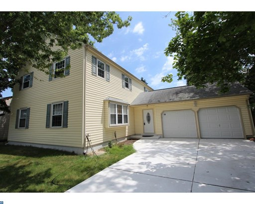 Colonial, 2-Story,Detached - CHERRY HILL, NJ (photo 1)
