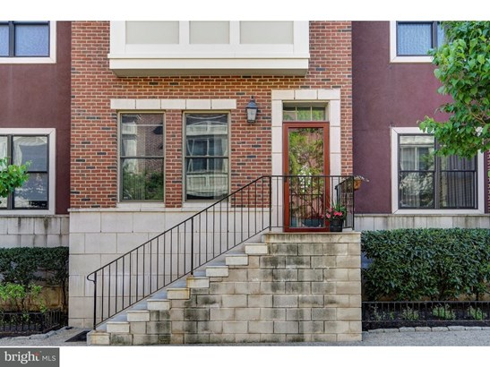 Row/Townhouse, Colonial - COLLINGSWOOD, NJ (photo 2)