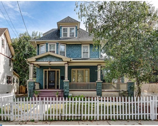 Colonial,Victorian, 3+Story,Detached - COLLINGSWOOD, NJ (photo 1)
