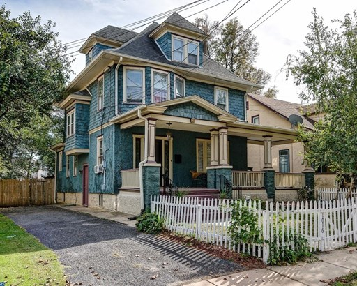 Colonial,Victorian, 3+Story,Detached - COLLINGSWOOD, NJ (photo 2)
