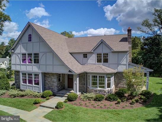 Tudor, Single Family Residence - HADDONFIELD, NJ (photo 1)