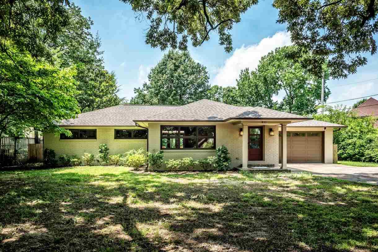 Soft Contemporary, Detached Single Family - Memphis, TN