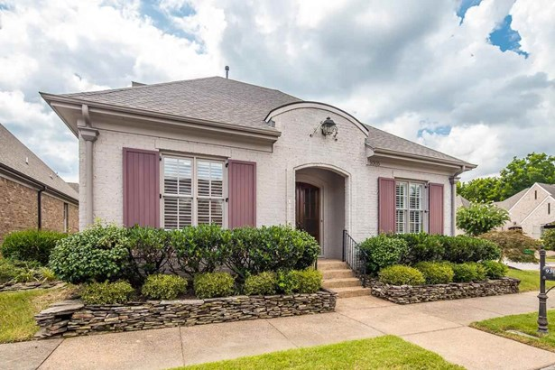 Detached Single Family, French - Germantown, TN