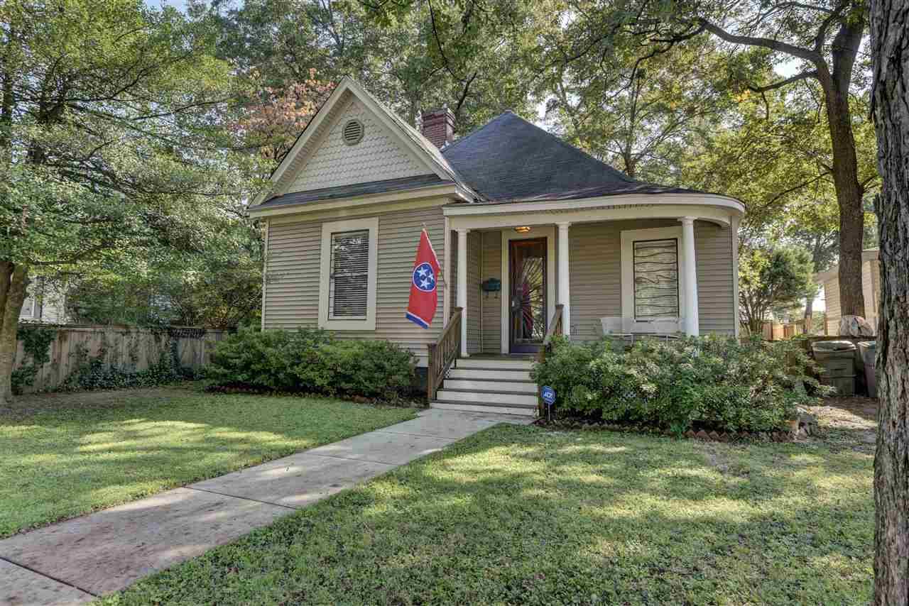 Detached Single Family, Victorian - Memphis, TN