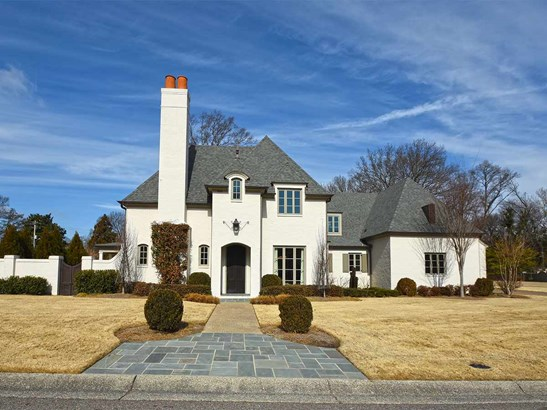 Detached Single Family, French - Memphis, TN (photo 1)