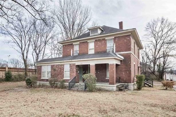 Apartment Building - Memphis, TN (photo 1)