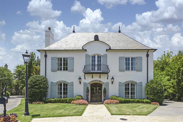 Detached Single Family, French - Memphis, TN