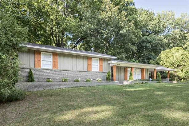 Detached Single Family, Traditional,Ranch - Memphis, TN