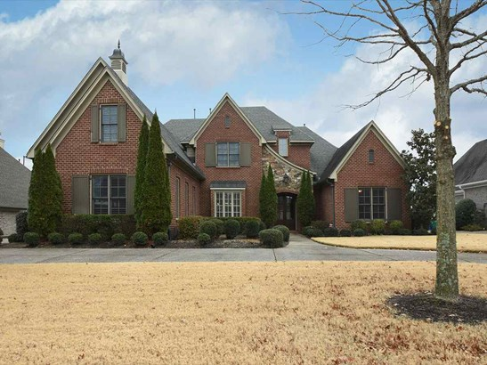 Soft Contemporary, Detached Single Family - Germantown, TN (photo 1)