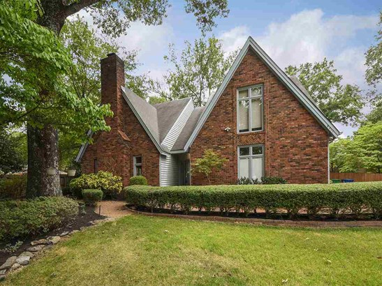 Soft Contemporary, Detached Single Family - Germantown, TN