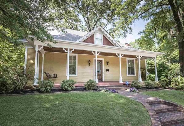 Detached Single Family, Victorian - Memphis, TN (photo 1)