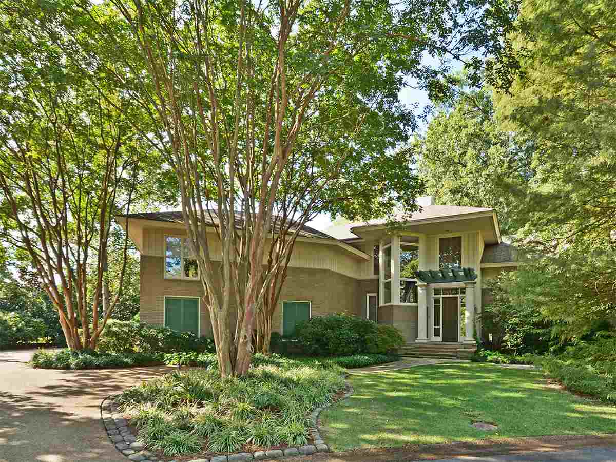 Detached Single Family, Contemporary - Memphis, TN (photo 2)