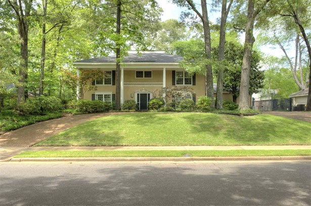 Detached Single Family, Traditional,Colonial - Memphis, TN (photo 1)
