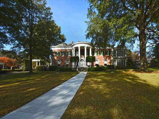 Detached Single Family, Colonial - Memphis, TN (photo 2)