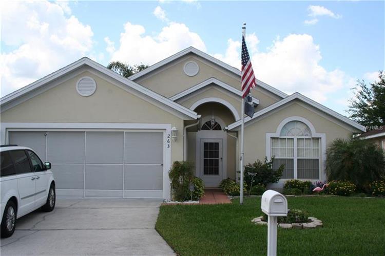 263 Wingdale Way, Davenport, FL - USA (photo 1)