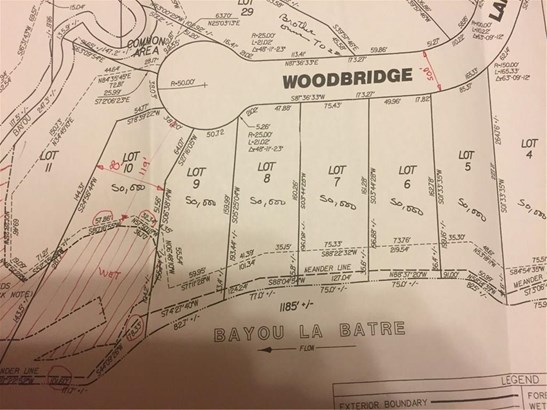0 Woodbridge Landing #10 #1, Bayou La Batre, AL - USA (photo 1)