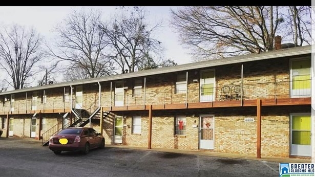 Apartment - ANNISTON, AL