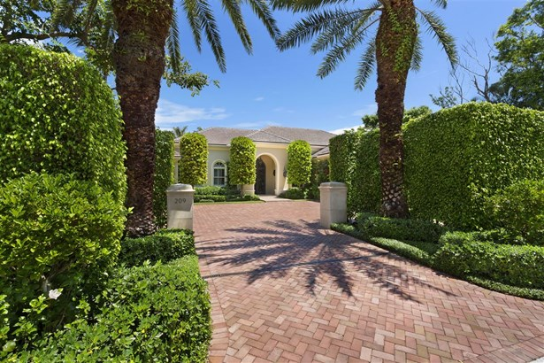 209 Via Tortuga, Palm Beach, FL - USA (photo 1)
