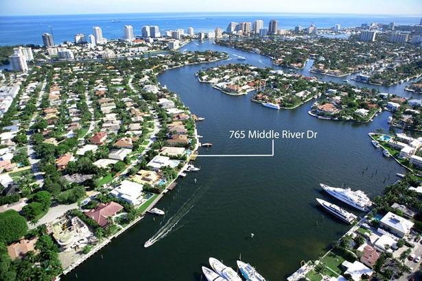 765 Middle River Dr, Fort Lauderdale, FL - USA (photo 1)