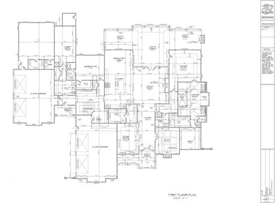 6450 Penrose Dr. - Lot 9, Brentwood, TN - USA (photo 2)