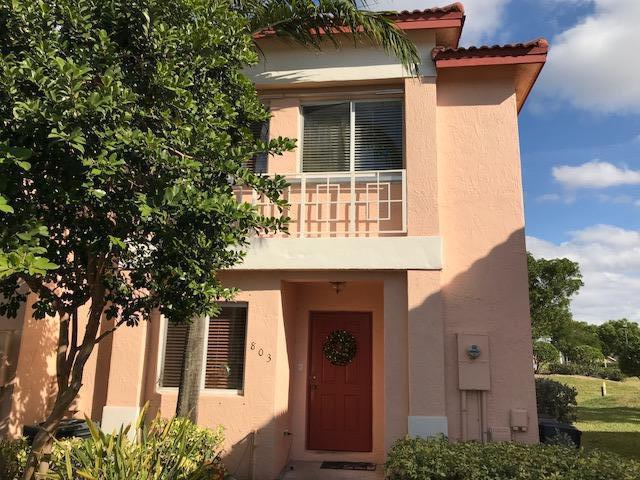 803 Nw 208th Terrace, Pembroke Pines, FL - USA (photo 1)