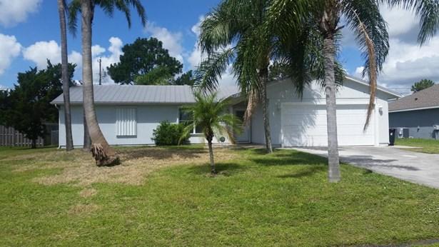 Single-Family Home - Port Saint Lucie, FL (photo 1)