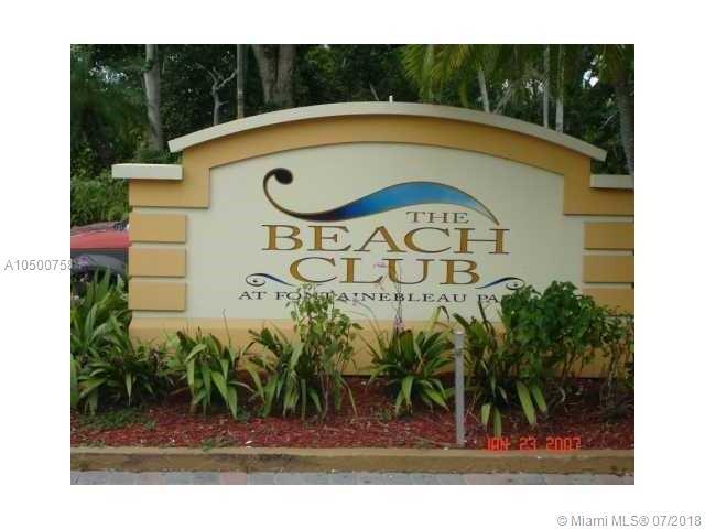 9375 Fontainebleau Blvd  #l405, Miami, FL - USA (photo 1)