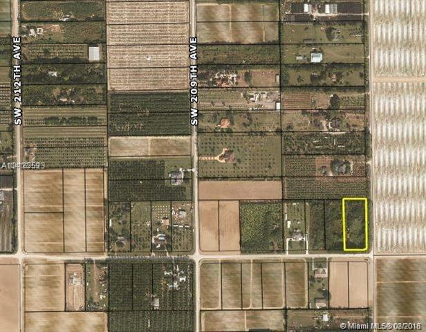Sw 207 Ave (approx) & Sw 376 St., Homestead, FL - USA (photo 1)