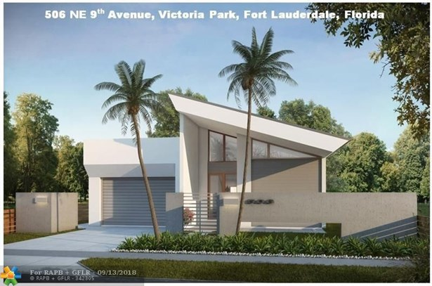 506 Ne 9th Av, Fort Lauderdale, FL - USA (photo 1)