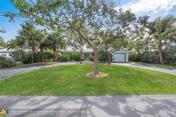 1710 Ne 43rd St, Oakland Park, FL - USA (photo 1)