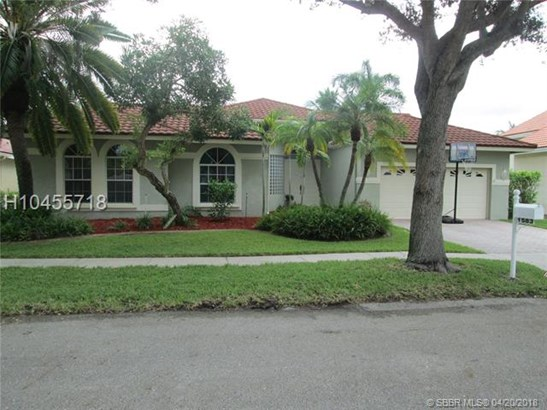 1583 Nw 182nd Way , Pembroke Pines, FL - USA (photo 1)