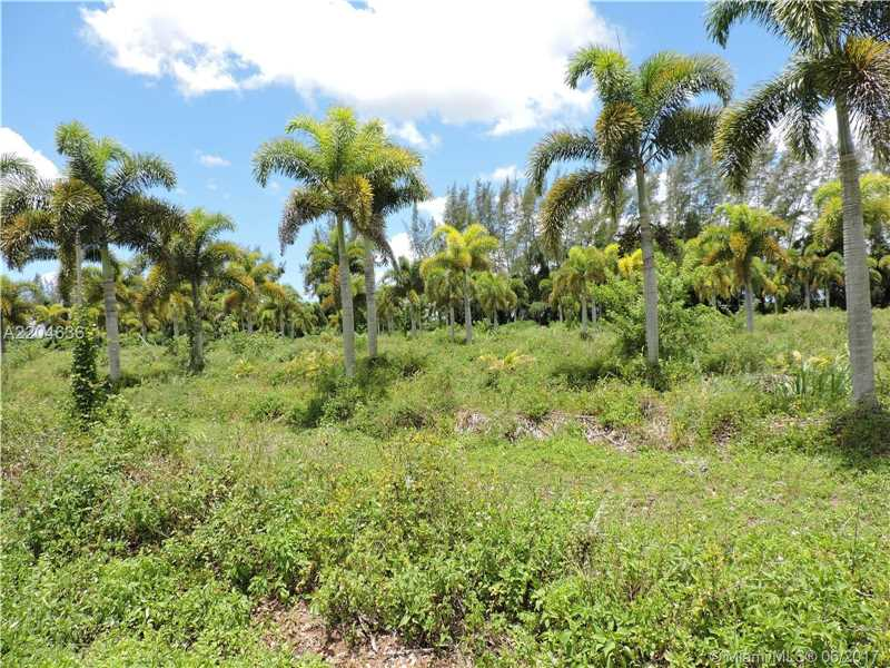 Land - Unincorporated Dade County, FL (photo 1)