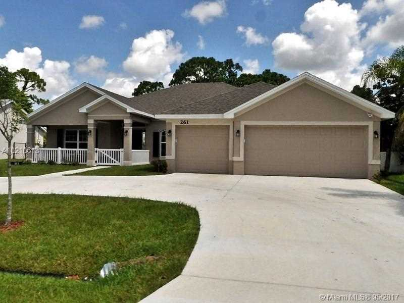 Single-Family Home - Port St. Lucie, FL (photo 3)