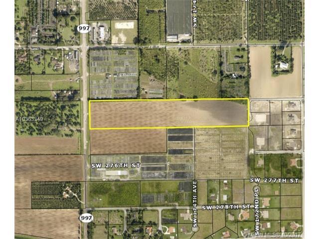 27501 Sw Krome Ave, Homestead, FL - USA (photo 1)