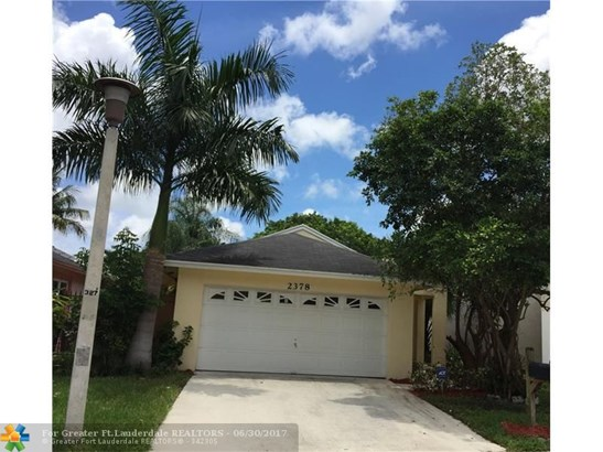 Single-Family Home - Coconut Creek, FL (photo 1)