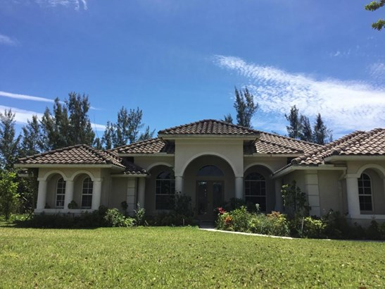 Single-Family Home - Loxahatchee, FL (photo 1)