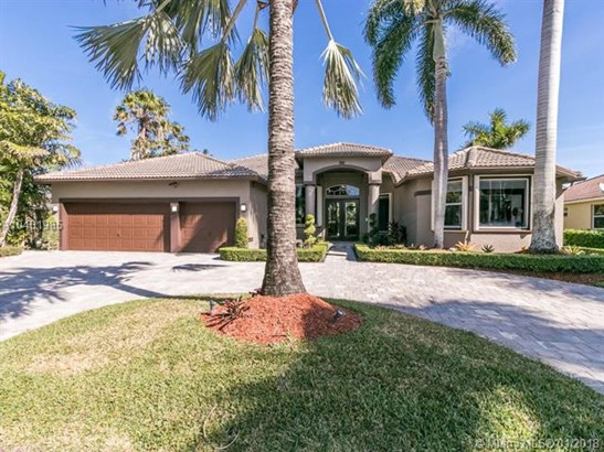 2498 Eagle Run Dr, Weston, FL - USA (photo 1)