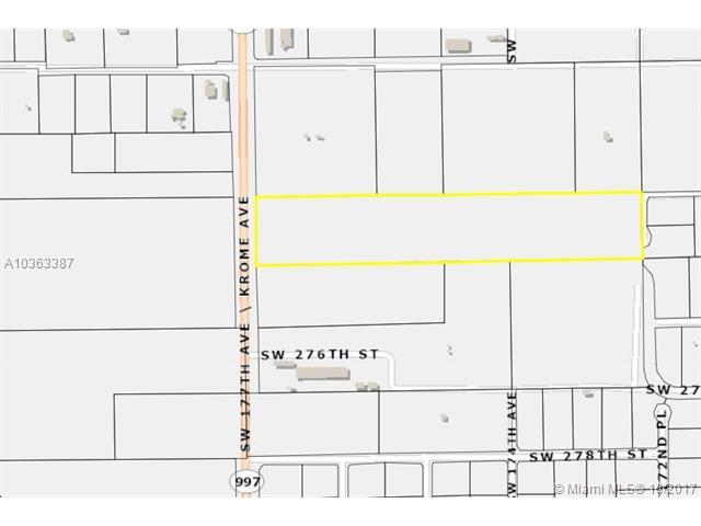 27501 Sw Krome Ave, Homestead, FL - USA (photo 4)
